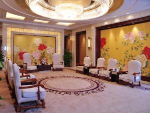 Jinling Purple Mountain Hotel Shanghai(Shanghai Grand Trustel Purple Mountain Hotel)