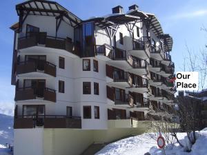 Saboia - Apartment - La Tania