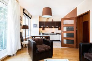 Apartments Warsaw Inflancka