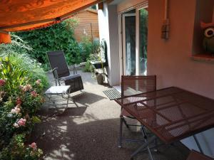 Joli gîte proche Strasbourg - Apartment - Breuschwickersheim