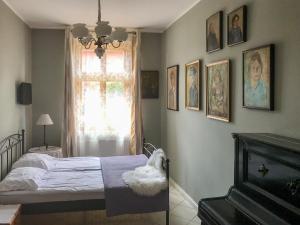 Apartmán Apartament przy klasztorze Zduny Polsko