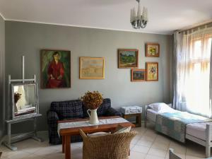 Apartament przy klasztorze