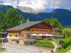 Accommodation in Tauplitz
