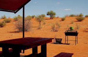 Gondwana Kalahari Anib Lodge, Chaty v prírode  Hardap - big - 4