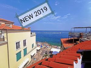 Old Piran Galileo Terrace
