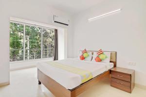 Elegant 1BHK in Panjim, Goa, Apartmanok  Marmagao - big - 43