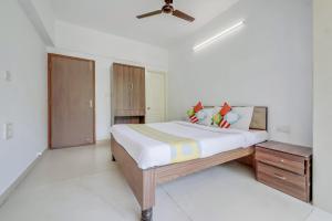 Elegant 1BHK in Panjim, Goa, Apartmanok  Marmagao - big - 37