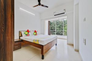 Elegant 1BHK in Panjim, Goa, Apartmanok  Marmagao - big - 27
