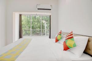 Elegant 1BHK in Panjim, Goa, Apartmanok  Marmagao - big - 34