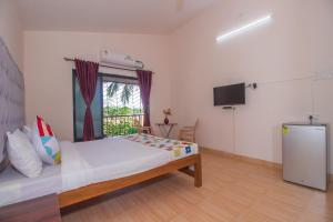 Home Elegant StudioSouth Goa, Апартаменты  Marmagao - big - 33