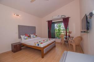 Home Elegant StudioSouth Goa, Апартаменты  Marmagao - big - 31