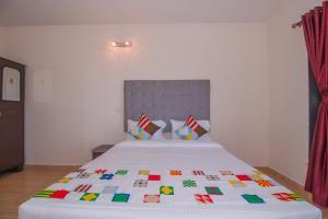 Home Elegant StudioSouth Goa, Апартаменты  Marmagao - big - 30
