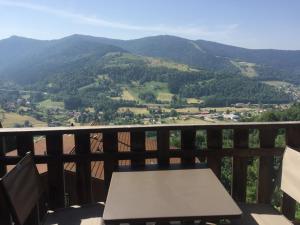 Charmant T3 Bussang, Vosges, vue imprenable - Hotel - Bussang
