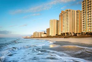 Wyndham Ocean Boulevard, Aparthotels  Myrtle Beach - big - 10