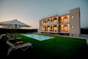 Frunze Luxury Apartments Argolida Greece