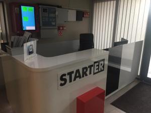 Mikroapartament w Starter 1
