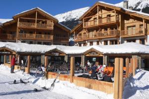 Location gîte, chambres d'hotes Résidence Le Critérium dans le département Savoie 73