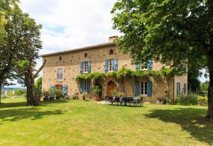 Au Mas Des Calmettes - Accommodation - Parisot
