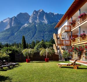 Romantik Hotel Waxenstein - Grainau