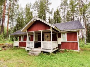 obrázek - Scandinavian chalet