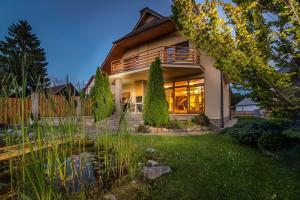 Domek Villa Family Lienka Liptowski Mikułasz Słowacja