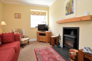 Barr Cottage, Дома для отпуска  Minard - big - 10