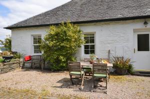 Barr Cottage, Дома для отпуска  Minard - big - 25