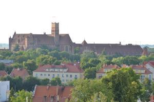 Horyzont z widokiem na zamek