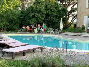 Le Gîte de Garbay, Отели типа «постель и завтрак»  Margouët-Meymès - big - 59