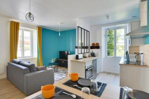 DelaLauret Apartment _ Saint-Nicolas-de-Redon