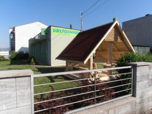 Zelený Dom - Necpaly nad Nitrou