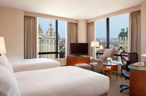 Millennium Hilton New York Downtown, Hotely  New York - big - 23