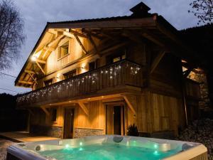 Accommodation in Essert-Romand