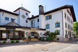 Hirsch Kur- und Wellnesshotel - Hotel - Oberstaufen