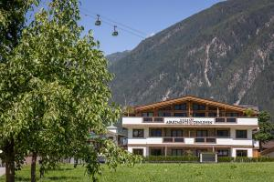 Apartmán Apartments Edenlehen Mayrhofen Rakousko