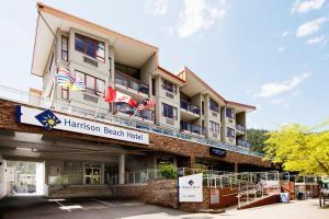 Harrison Beach Hotel - Harrison Hot Springs