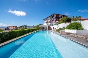 Location gîte, chambres d'hotes Hotel Itsas Mendia dans le département Pyrénées Atlantiques 64