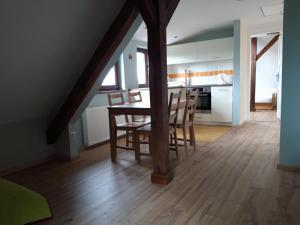 Apartament Poddasze