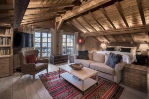 Les Chalets du Mont d'Arbois Megeve, a Four Seasons Hotel - Megève