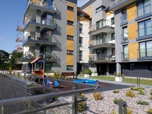 Apartament przy ECO Marinie