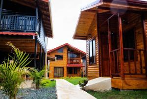 Clusia Lodge, Copey