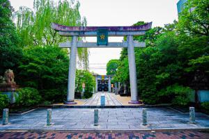 U-STAY, Гостевые дома  Киото - big - 10