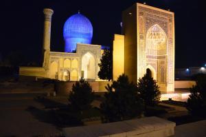 B&B Emir, B&B (nocľahy s raňajkami)  Samarkand - big - 36