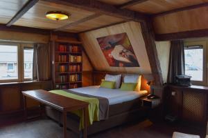 Hotel Abdij de Westerburcht, Hotely  Westerbork - big - 9