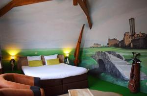 Hotel Abdij de Westerburcht, Hotely  Westerbork - big - 12