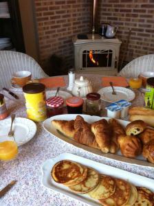 La Maison de la Plage - La Cerisaie, B&B (nocľahy s raňajkami)  Honfleur - big - 5