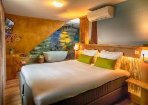 Hotel Abdij de Westerburcht, Hotely  Westerbork - big - 18