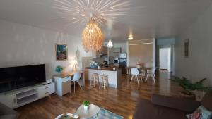 Grand appartement Vue Mer Papeete