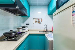 Cihang Chan Apartment, Apartmanok  Csousan - big - 13