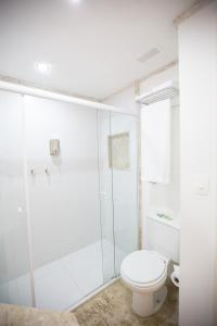 Flat Jardins Suites Sao Paulo, Апартаменты  Сан-Паулу - big - 24